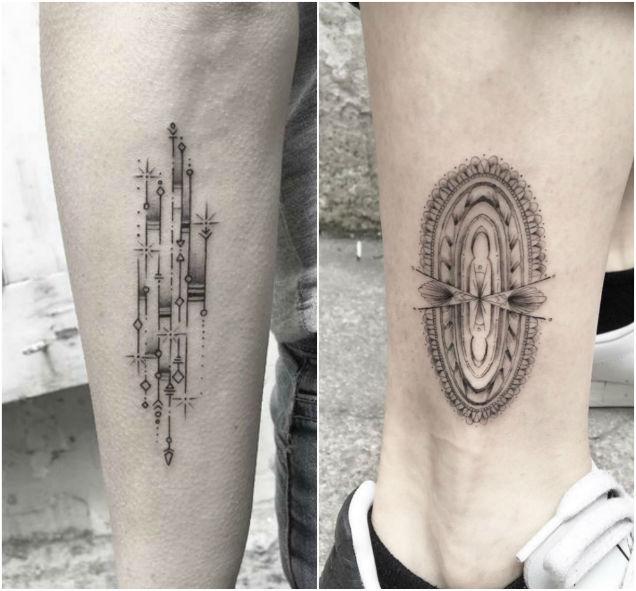 L'Encrerie original tattoos collage 1-w636-h600
