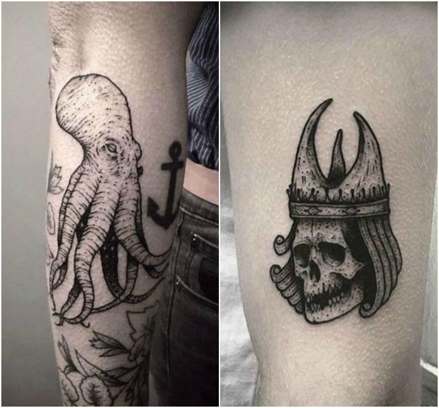 L'Encrerie original tattoos collage 2-w636-h600