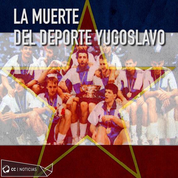 la muerte del deporte yugoslavo