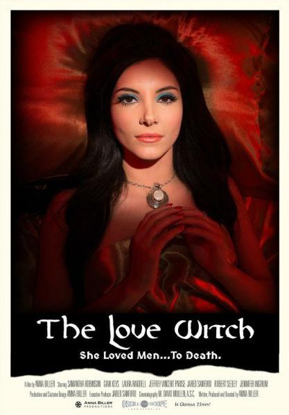 Love Witch Film Cigarette  Poster-w636-h600
