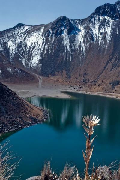 Lugares cerca de la CDMX para practicar turismo de aventura Nevado de Toluca
