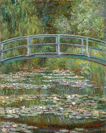 Monet Documentary Letters Bridge-w636-h600