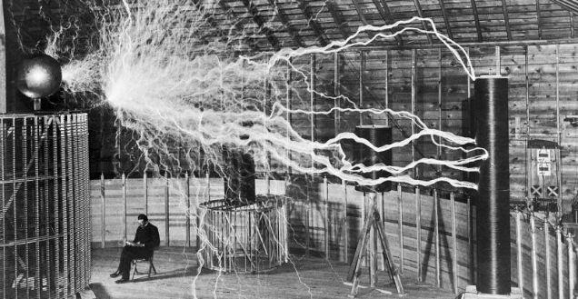 Nikola Tesla Death Ray-w636-h600