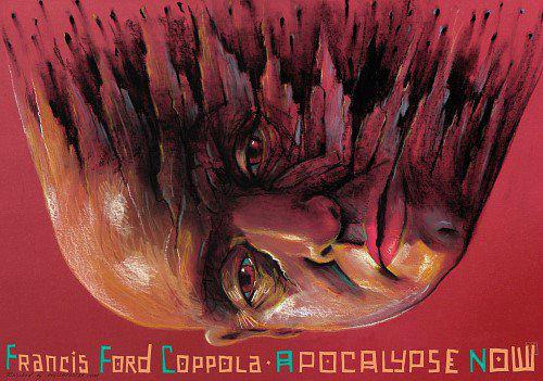 Polish Poster Art Apocalypse Now-w636-h600