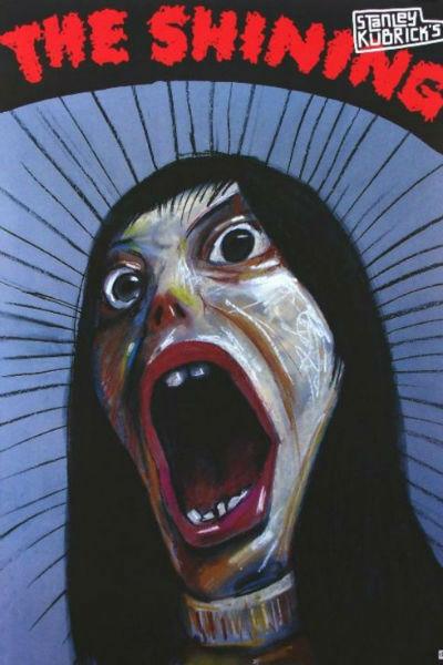 Polish Poster Art The Shining-w636-h600