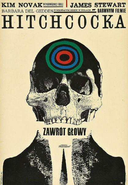 Polish Poster Art Vertigo-w636-h600