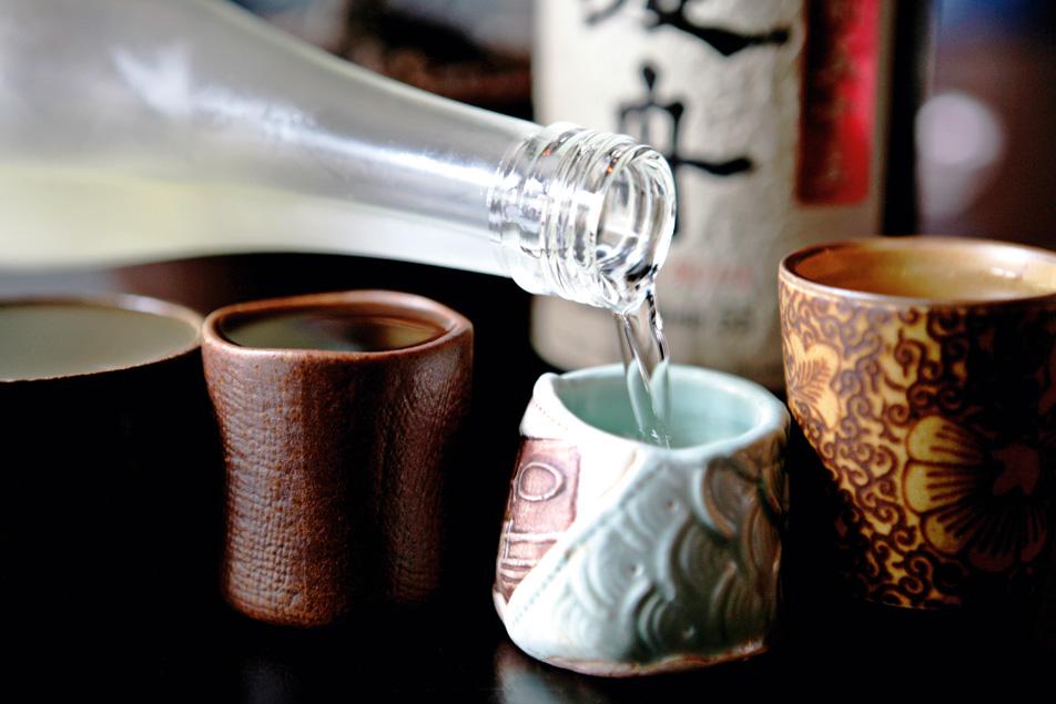 Sake razones para viajar a japon