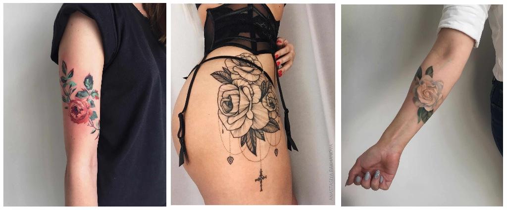 15 Tatuajes De Rosas Y Sus Diferentes Significados Diseño Diseño
