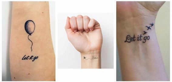 Tatuajes para dejar ir_1