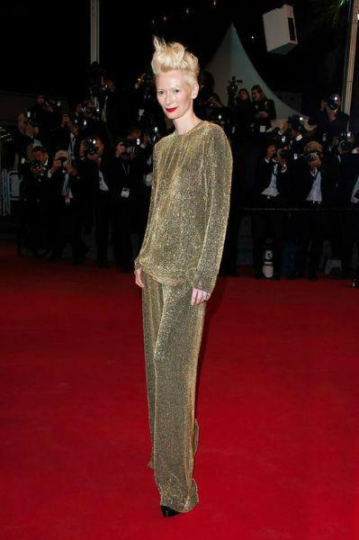 Tilda Swinton Fashion Lessons Eveningwear-w636-h600