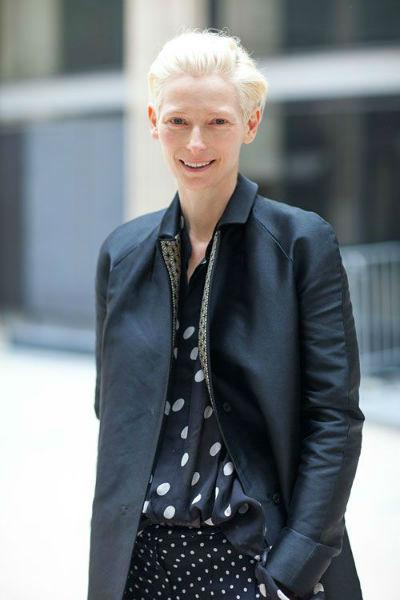 Tilda Swinton Fashion Lessons Minimal Makeup-w636-h600