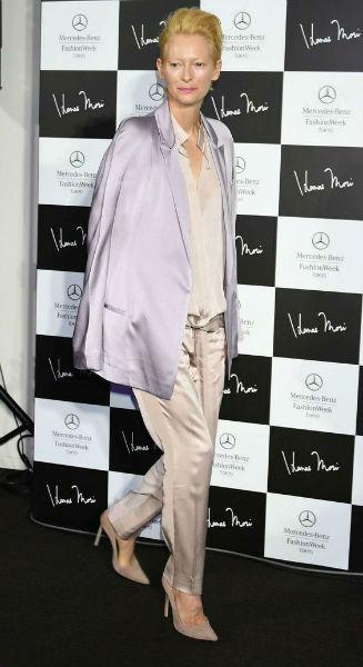 Tilda Swinton Fashion Lessons Sleepwear-w636-h600