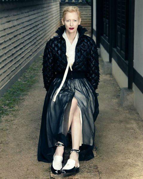 Tilda Swinton Fashion Lessons minimal-w636-h600
