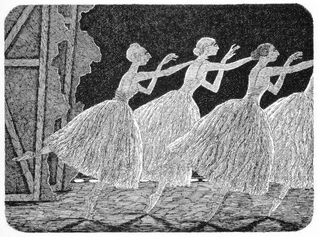 Tim Burton Edward Gorey Ballet-w636-h600
