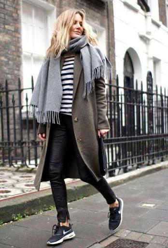 abrigo looks que no debes usar en un viaje