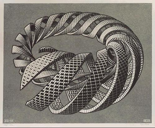 acertijos en el arte Espiral