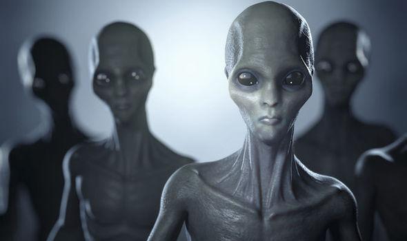 aliens religiones extranas
