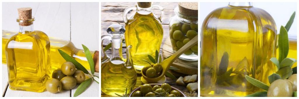 alimentos rejuvenecedores aceite