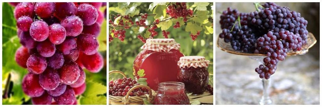 alimentos rejuvenecedores uva