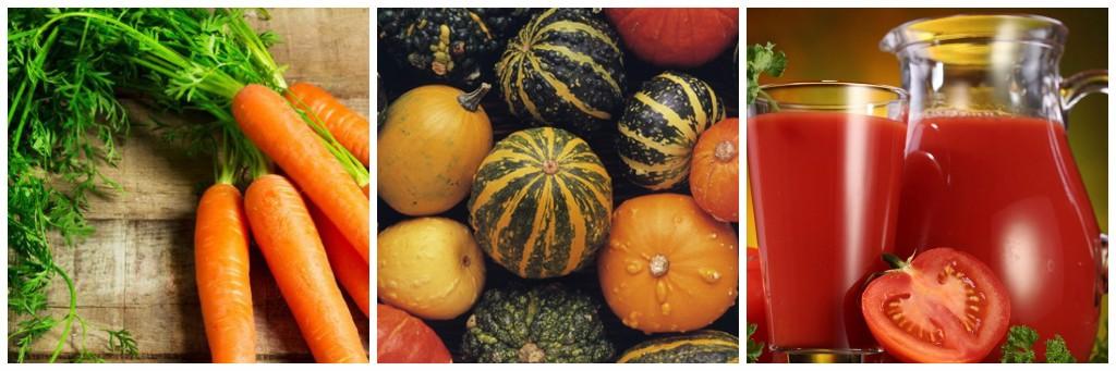 alimentos rejuvenecedores vegetales