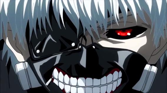 animes de horror ghoul