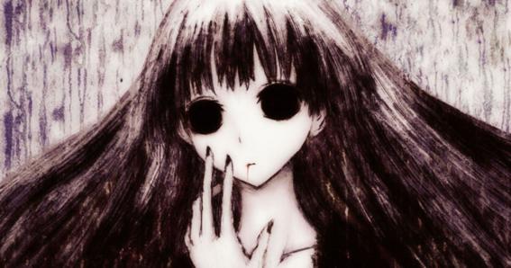animes de horror shiki