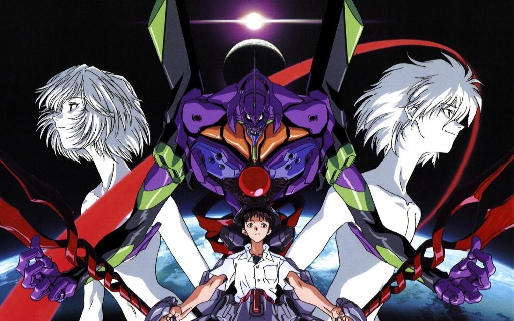 animes recomendados evangelion