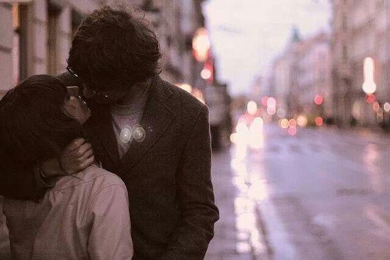 arreglar problemas de pareja beso