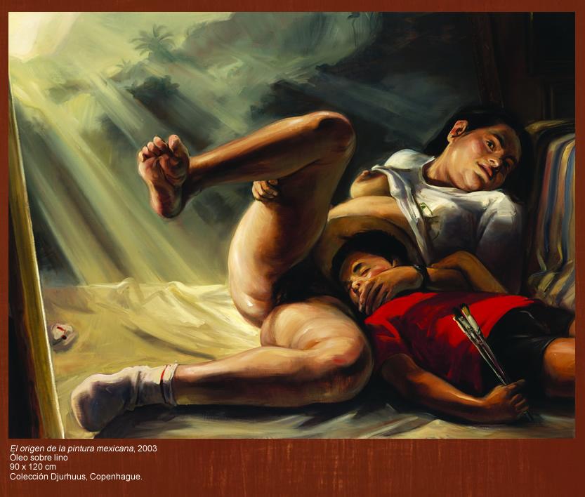artistas contemporaneos importantes de mexico daniel lezama