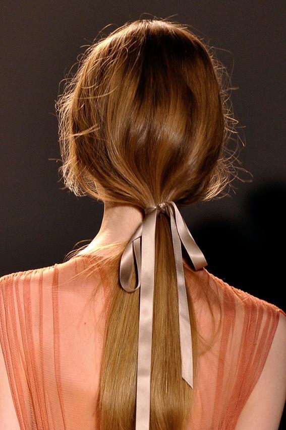 bad day hair coleta baja