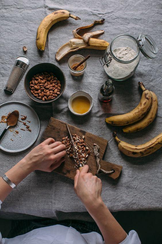 bananna alimentos para marcar tu abdomen
