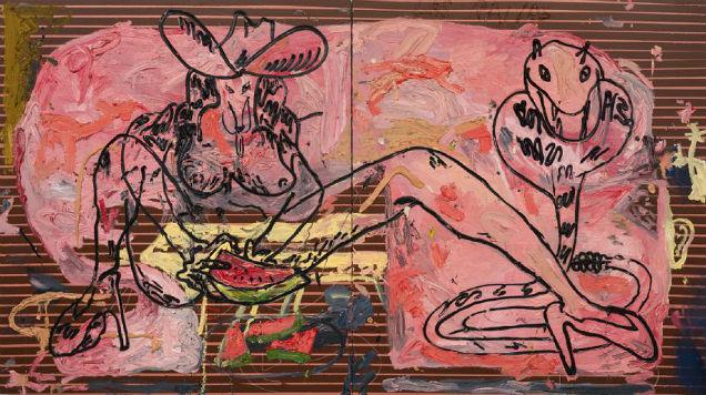 artistas de nueva york