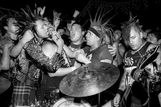 casualities documental punk latino