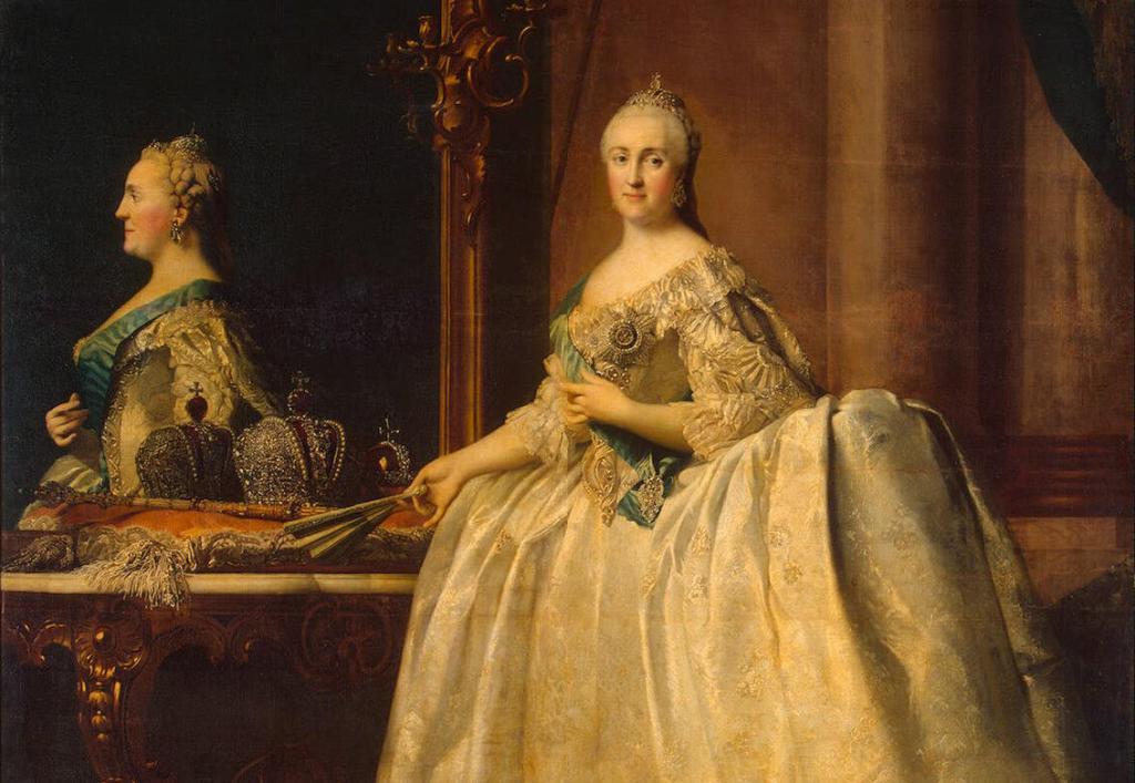 La emperatriz ninfómana que fomentó la cultura y la educación en Rusia