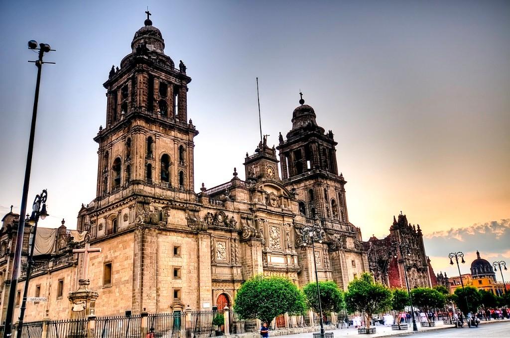 catedral lugares turisticos de la cdmx