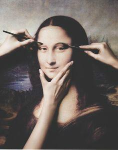 mona lisa secrets brows