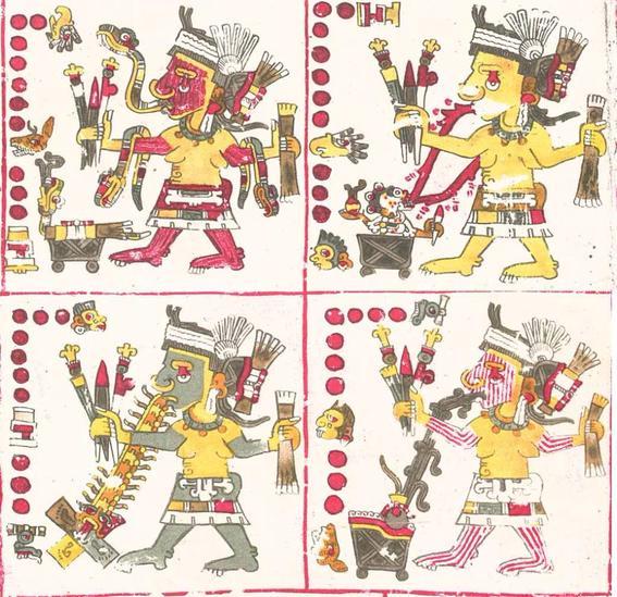 cihuateteo diosas
