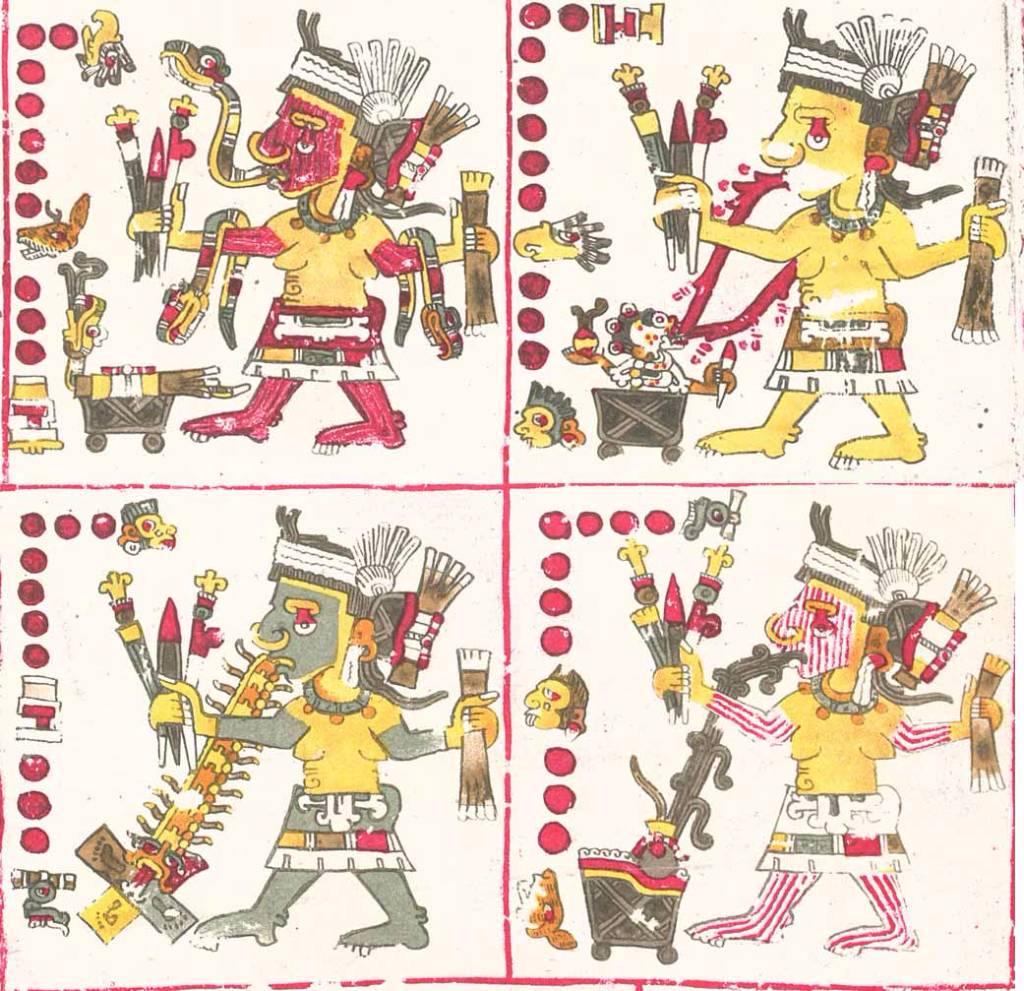 legend of la llorona cihuateteo goddess