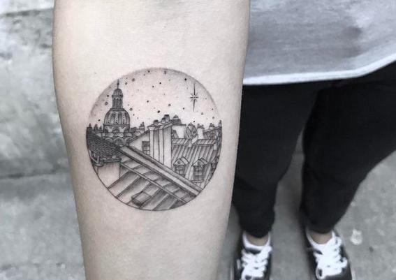 ciudad tatuajes originales
