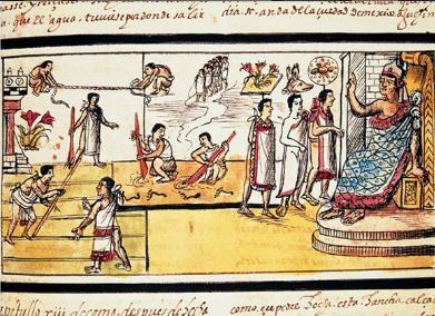 legend of la llorona montezuma