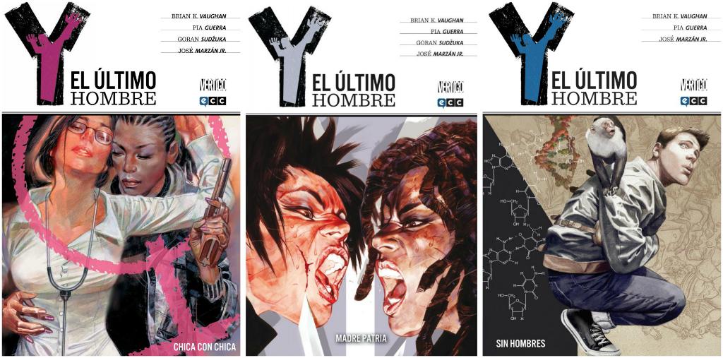 comics para adaptar a TV series