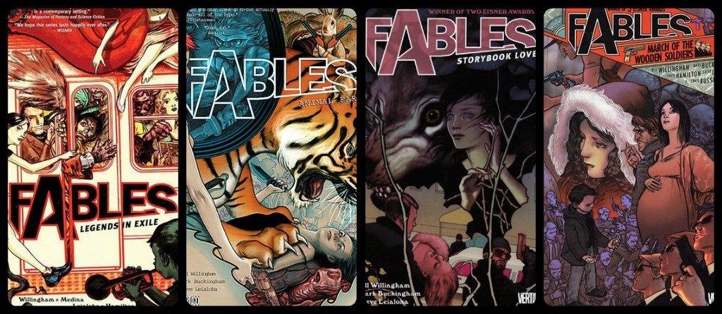 cómics para adaptar a la tv
