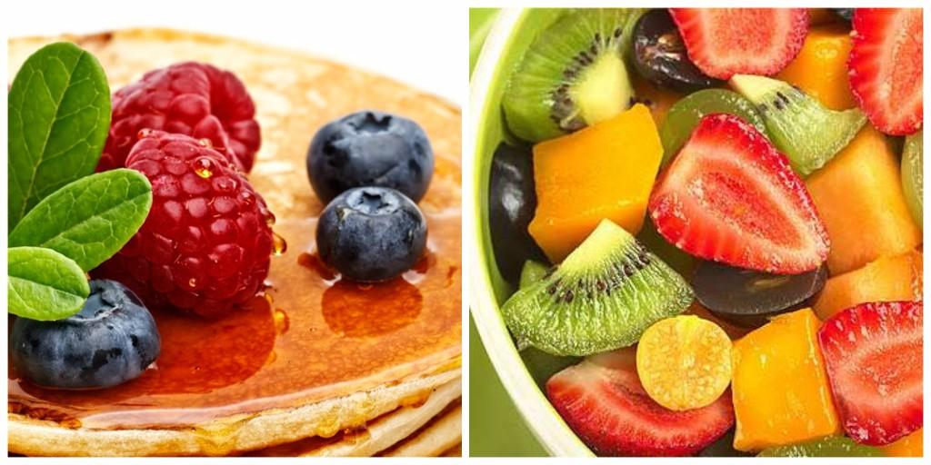 como mantenerte saludable hot cakes