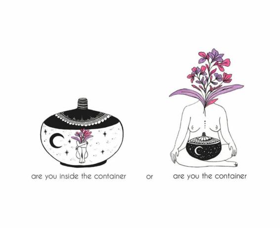 contenedor conexion con la naturaleza