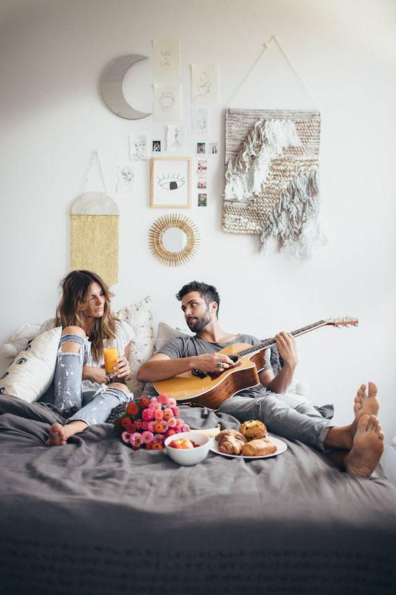 42 cosas que les gustan a los hombres en la cama y ninguna se trata de sexo