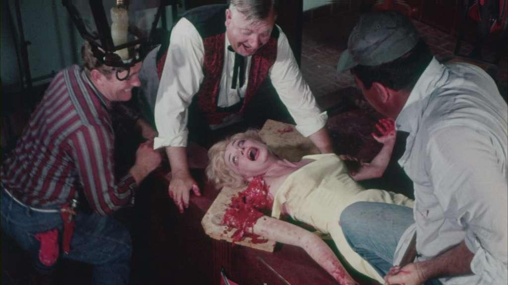 cuentos de canibales blood