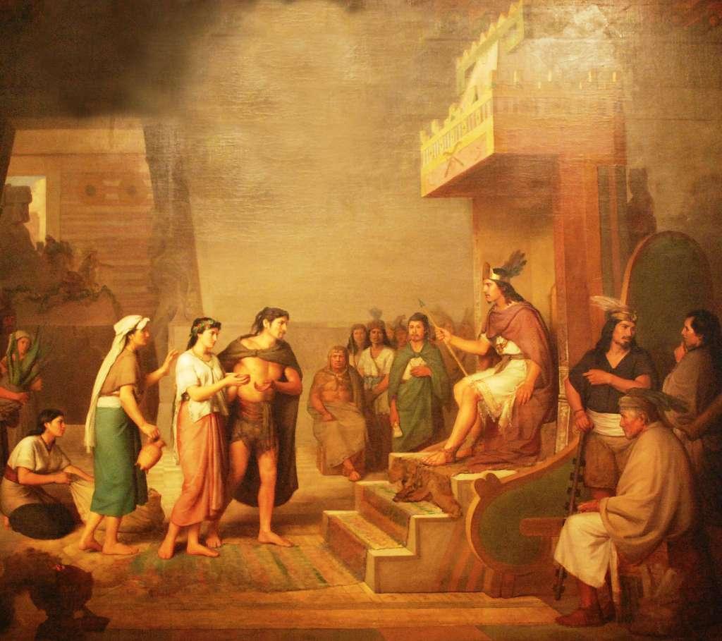 descubrimiento mitos del pulque