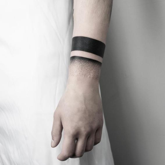 desvanece disenos de tatuajes geometricos