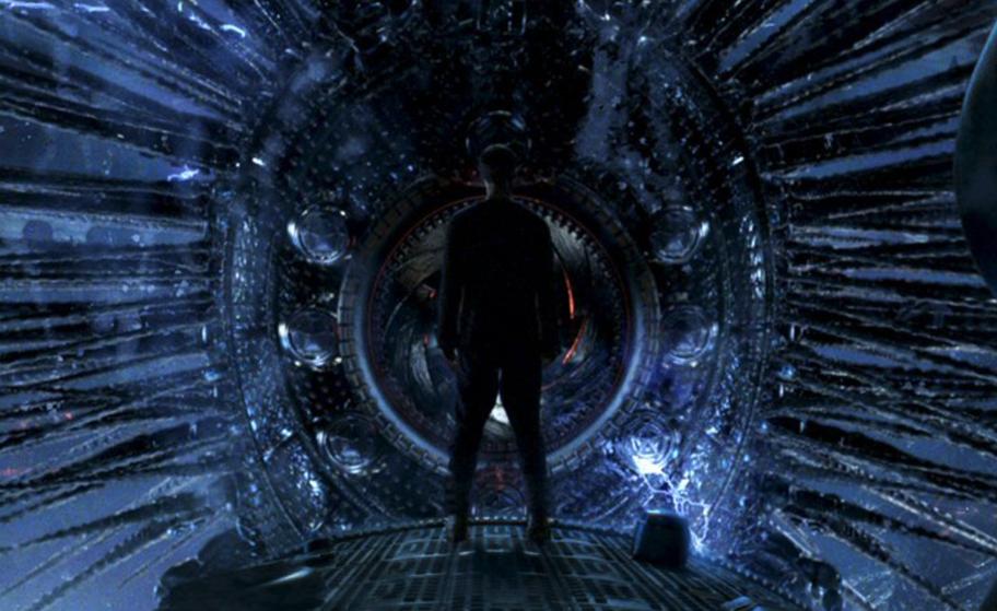 deus ex machina  matrix