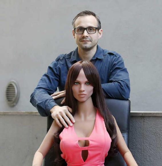 muneca sexual con inteligencia artificial
